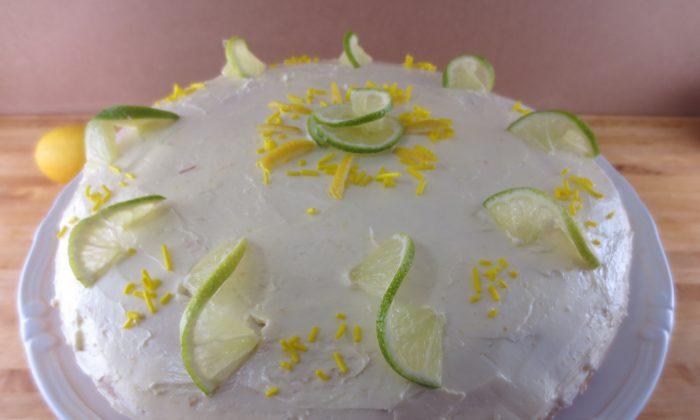 Lemon Torte (Maria Matyiku)