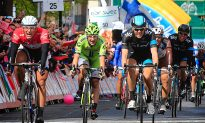 Kittel Two for Two in Sprint Stages at Giro d'Italia