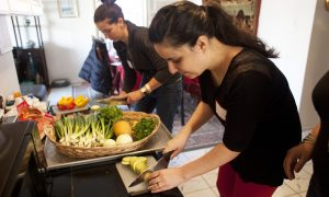 Immigrants' Cooking Secrets Are Revealed at The League of Kitchens