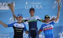Chavez Wins on Mt. High, Wiggins Keeps Yellow in Tour of California Stage Six