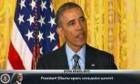 President Obama Wants More Concussion Research
