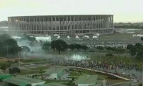 Protests Continue in Brazil Ahead of World Cup Finals