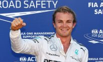 Rosberg Leads Mercedes Sweep in F1 Monaco Grand Prix Qualifying