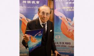 Shen Yun 'a Splendid Spectacle,' Says Argentine Supreme Court Judge