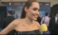 Angelina Jolie: 'Maleficent's Horns Transformed Me' (Video)