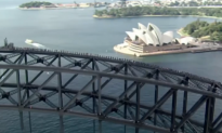 2 World Records Smashed in Harbour Bridge Sydney (Video)