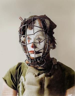 Slivers, the Baseball Clown, ca. 1904 (Dana Keller)