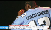 Video: Rapper Snoop Dogg Has a New Gig