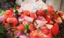 Celebrating Cinco de Mayo with a Healthy Taco Salad