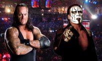 Undertaker vs Sting at WrestleMania 32?