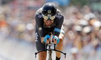 Wiggins Wins Stage Two of Tour of California
