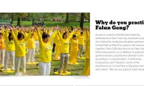 'Why do you practice Falun Gong?'