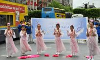 World Falun Dafa Day Celebrated in Dublin