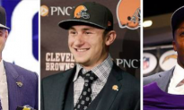 When Will Top Rookie QBs Debut?