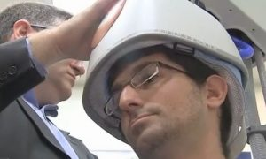 Brain Helmet Zaps Depression?