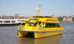 New Water Taxi Latest Option for West Side Commuters (+Video)