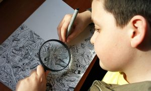 This Kid Can Draw Like Mozart Could Compose at His Age (Photo Gallery)