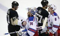 Rangers Close Out Penguins