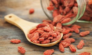 Yummy, Healthy, Homemade Goji Berry Candies