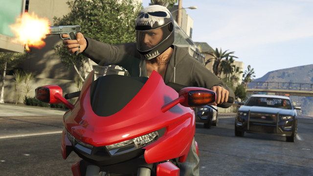 GTA Online has been out for a number of days but there's no Heists DLC as was promised. Some users have taken to Rockstar's support forums to complain this week. GTA 5 Heists is coming out soon? Grand Theft Auto V has been out for 338 days but there's no Heists DLC as was promised. Some users have taken to Rockstar's support forums to complain this week.   (Rockstar)