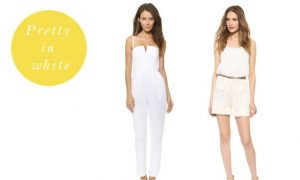 How to Wear Jumpsuits and Rompers? 7 White Pieces You Might Need This Summer (Video)