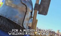 Sporting Event With an Element of Make-Believe: Medieval Combat World Championships (Video)