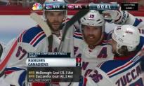 Rangers Crush Canadiens in Opener