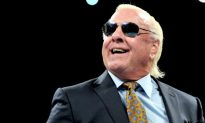 Ric Flair Hospitalized After 'Very Serious' Medical Event, Report Says