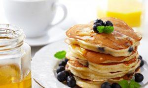 Weekend Pancakes (Gluten-Free & Dairy-Free)