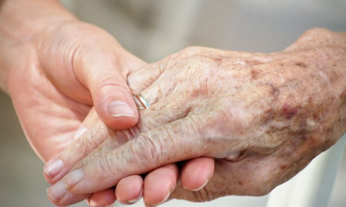 Really, How Old Are You? The Hands Never Lie. (Shutterstock*)