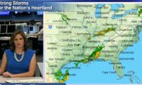 Today's Weather: Strong Storms Expected in US Midwest, Eastern Plains (Video)