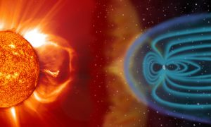 Earth's Plasma Field Looks Like a Cosmic Angel, and Acts Like One Too