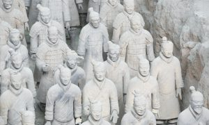 Archaeologists Discover Tombs of Terracotta Army Builders in China