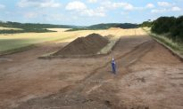 Massive Roman Military Camp Unearthed in Germany