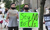 Concerned Parents, Activists Protest against Confucius Institutes in Toronto Schools