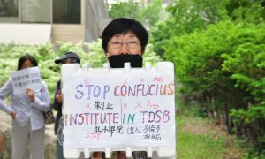 Beijing Weighs in on Row over TDSB/Confucius Institute Partnership
