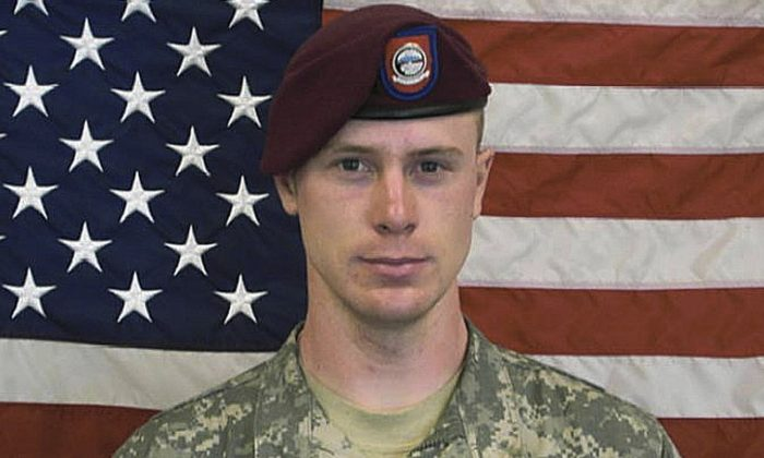 This undated photo provided by the US Army shows Sgt. Bowe Bergdahl. (AP Photo/US Army)