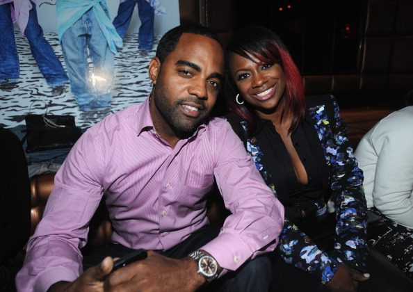 Kandi Burruss and Todd Tucker attend CrazySexyCool Premiere Event at AMC Loews Lincoln Square 13 theater on October 15, 2013 in New York City.  (Photo by Brad Barket/Getty Images for VH1)