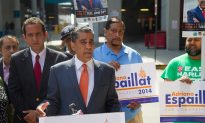 Espaillat Campaign Puts Spotlight on Immigration