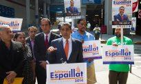 Adriano Espaillat: Charlie Rangel Has Failed Small Businesses