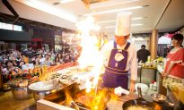 'Battle of the Chefs' Comes to Times Square: Chinese Culinary Competition (+Photo Gallery)