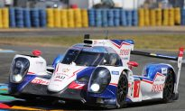 Toyota in Control After Eight Hours of Le Mans 24