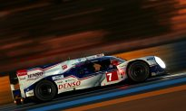 Toyota Takes the Pole for 82nd Le Mans 24