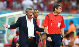 Fernando Santos Sending Off: Greece Coach Sent to the Stands by Referee Benjamin Williams, Complains of Double-Standards