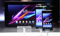 Sony Rumored to Launch a 12.9-Inch Tablet in the First Half of 2015