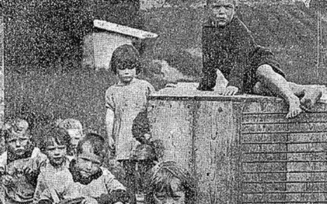 "Children at ""the Home"" in Ireland, 1924 (Connaught Tribune, 21st June 1924)"