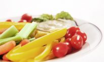 Healthy Dips great for Backyard Barbecues
