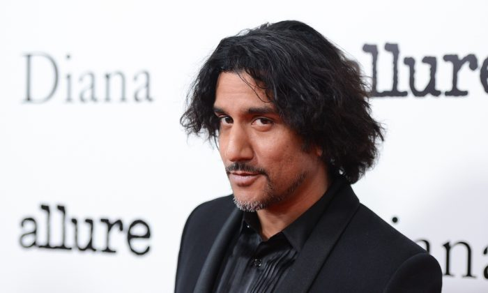 Actor Naveen Andrews, who starred in the hit show Lost and will be in the upcoming Sense8, in a file photo. (Evan Agostini/Invision/AP)