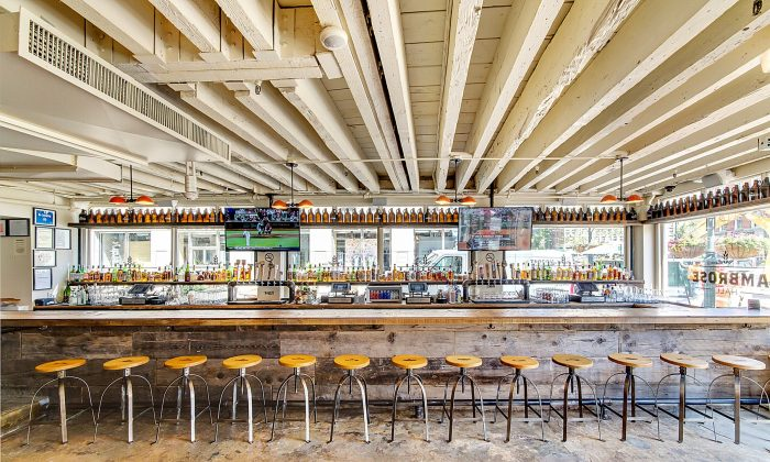 Ambrose Beer Hall. (Courtesy of Ambrose Beer Hall)