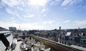 Top 10 rooftop terraces in London